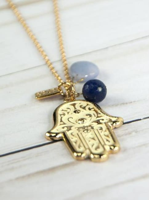 The Hand Necklace