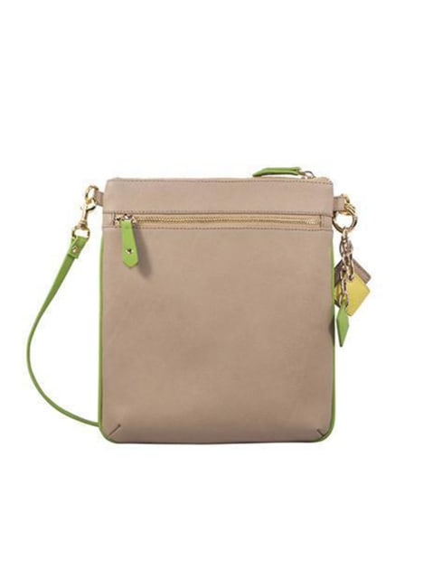 Lily Leather Crossbody
