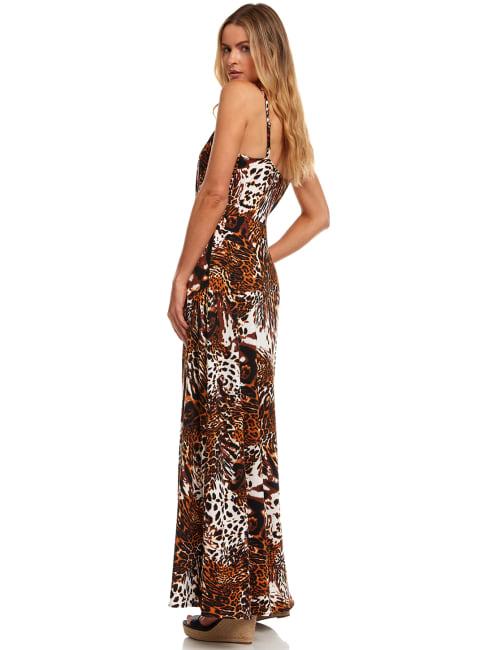 Spaghetti Strap Flowy Dress