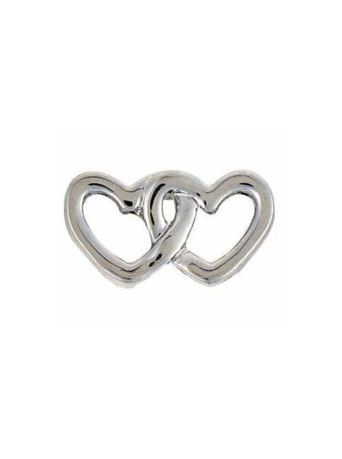 Double Hearts Charm