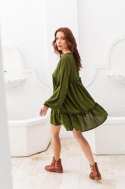 Texas Rose Dress - Plus