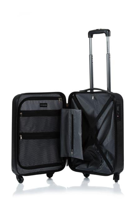 Champs 3-Piece Iconic Hardside Luggage Set