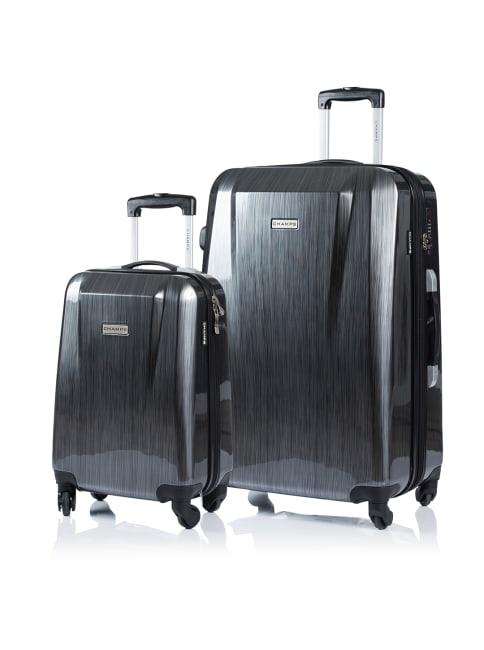 Champs 2-Piece Escape Hardside Luggage Set