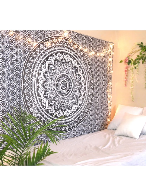 Black Twin Tapestry