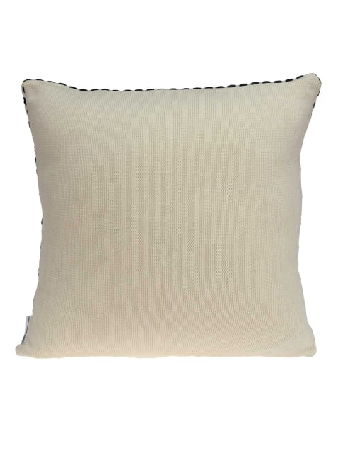 Modern Square Shades of Gray Accent Pillow Cover