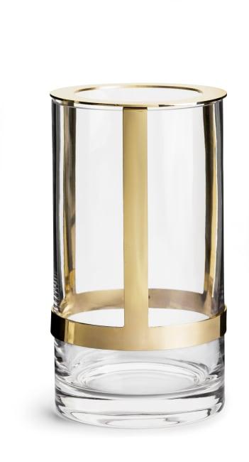 Sagaform Hold Adjustable Vase Med, Gold