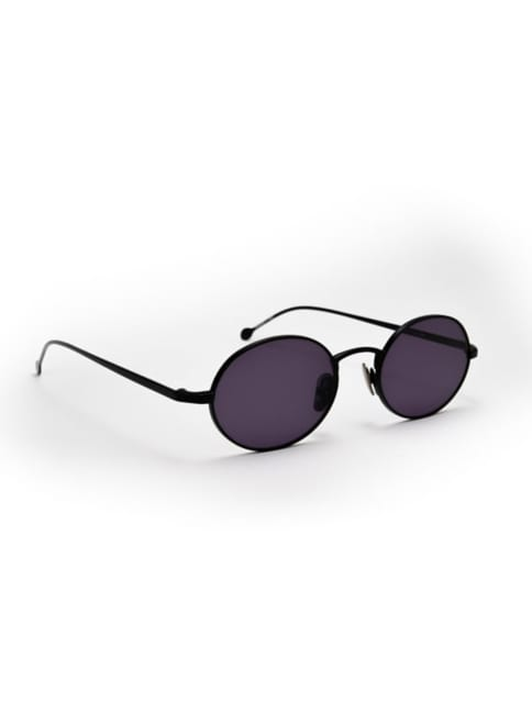 Theo Oval Sunglasses