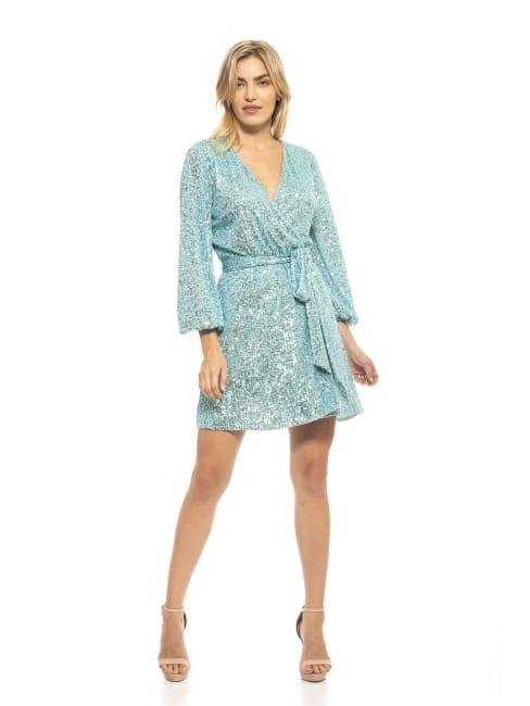 Peyton Sequin Dress