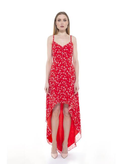 Bailey Sweetheart Hi Low Maxi Dress