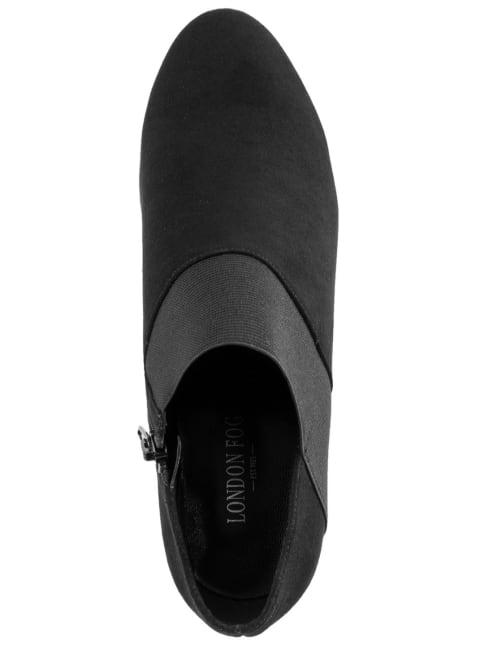 Bobbie Faux Suede Shoe Boots