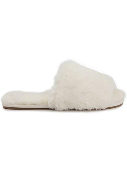 Lilly Faux Fur Slipper