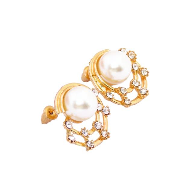 Pearl Stud Earring
