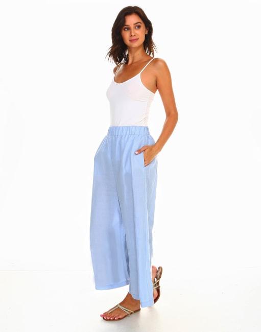 Lana Linen Pant