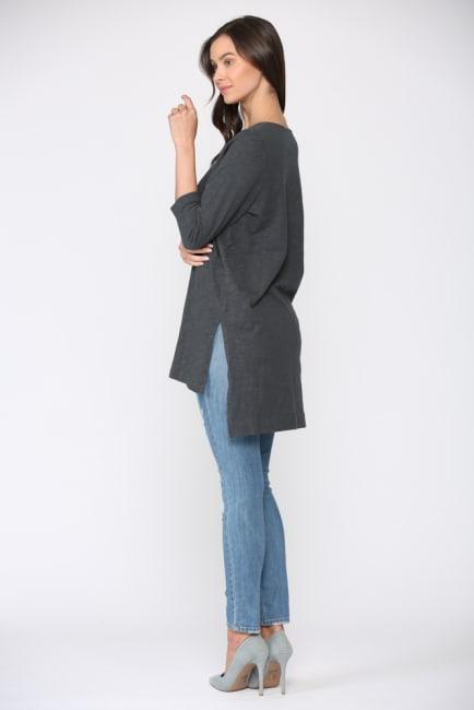Claire Cotton Tunic Top