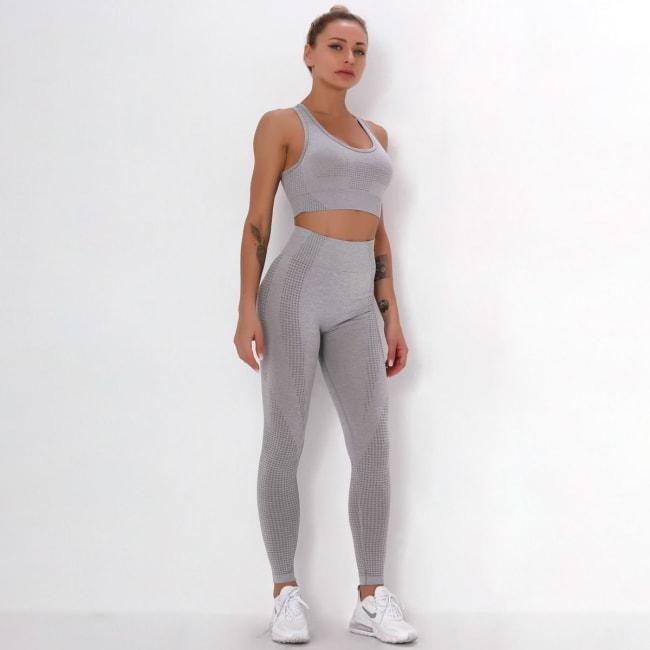 Sports Bra & Leggings