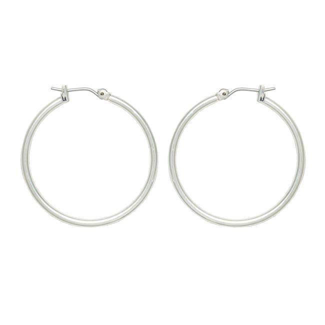 Museum Collection Hoop Earrings
