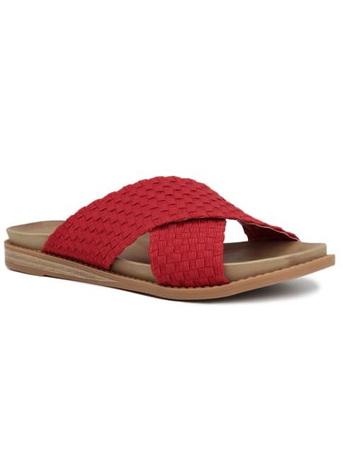 Shaila Open Toe Woven Sandal