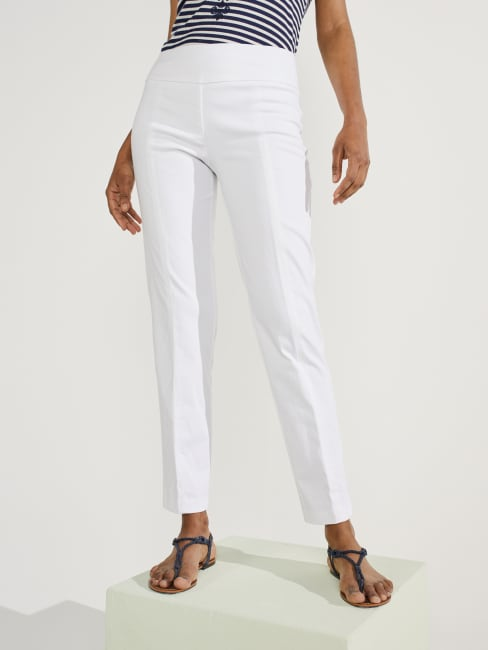 Zac & Rachel Pull On Pant With Slimming Details