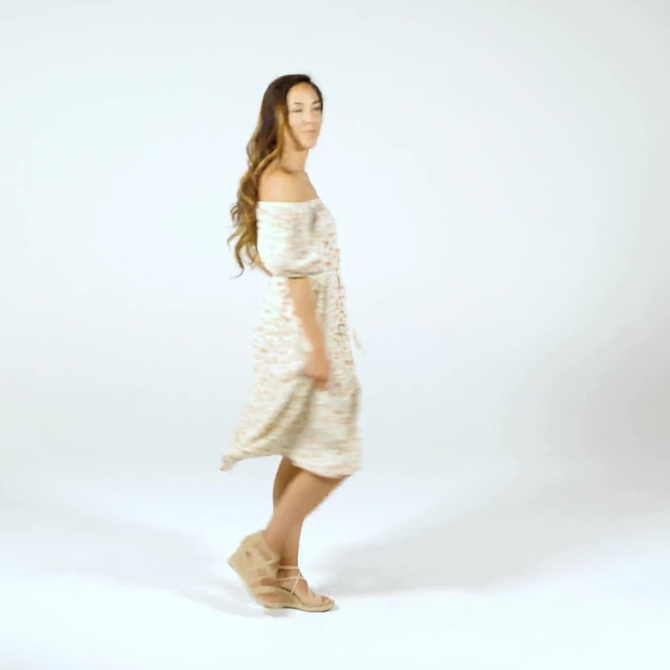 Ditsy Floral Dress - Video