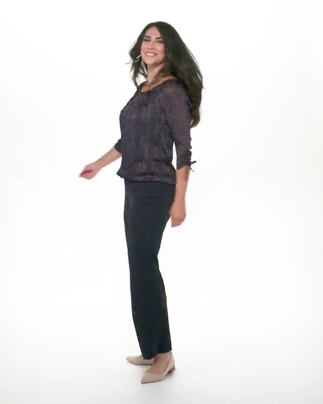 Roz & Ali Secret Agent Tummy Control Pants - Average Length - Video