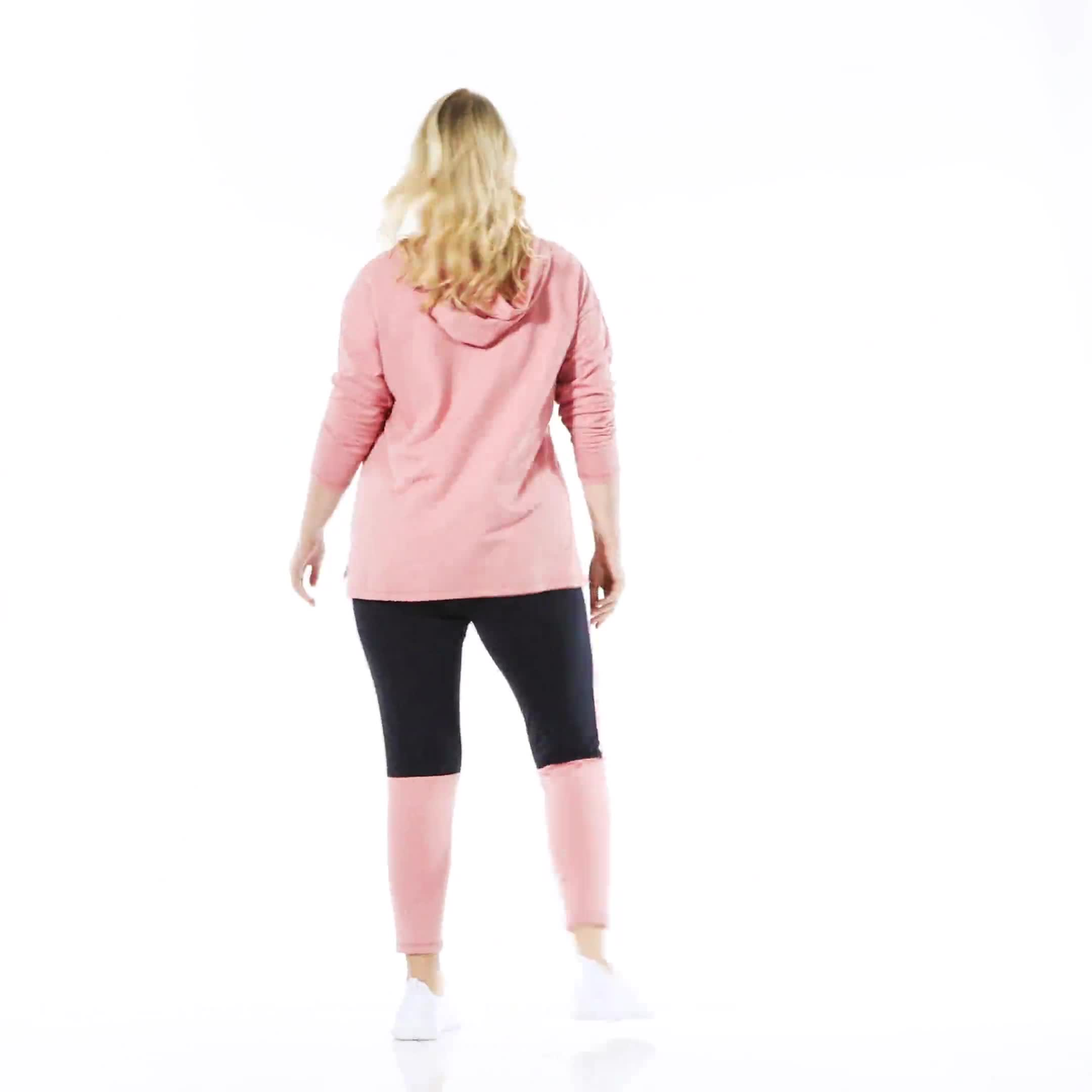 DB Sunday Color Block Legging - Plus - Video