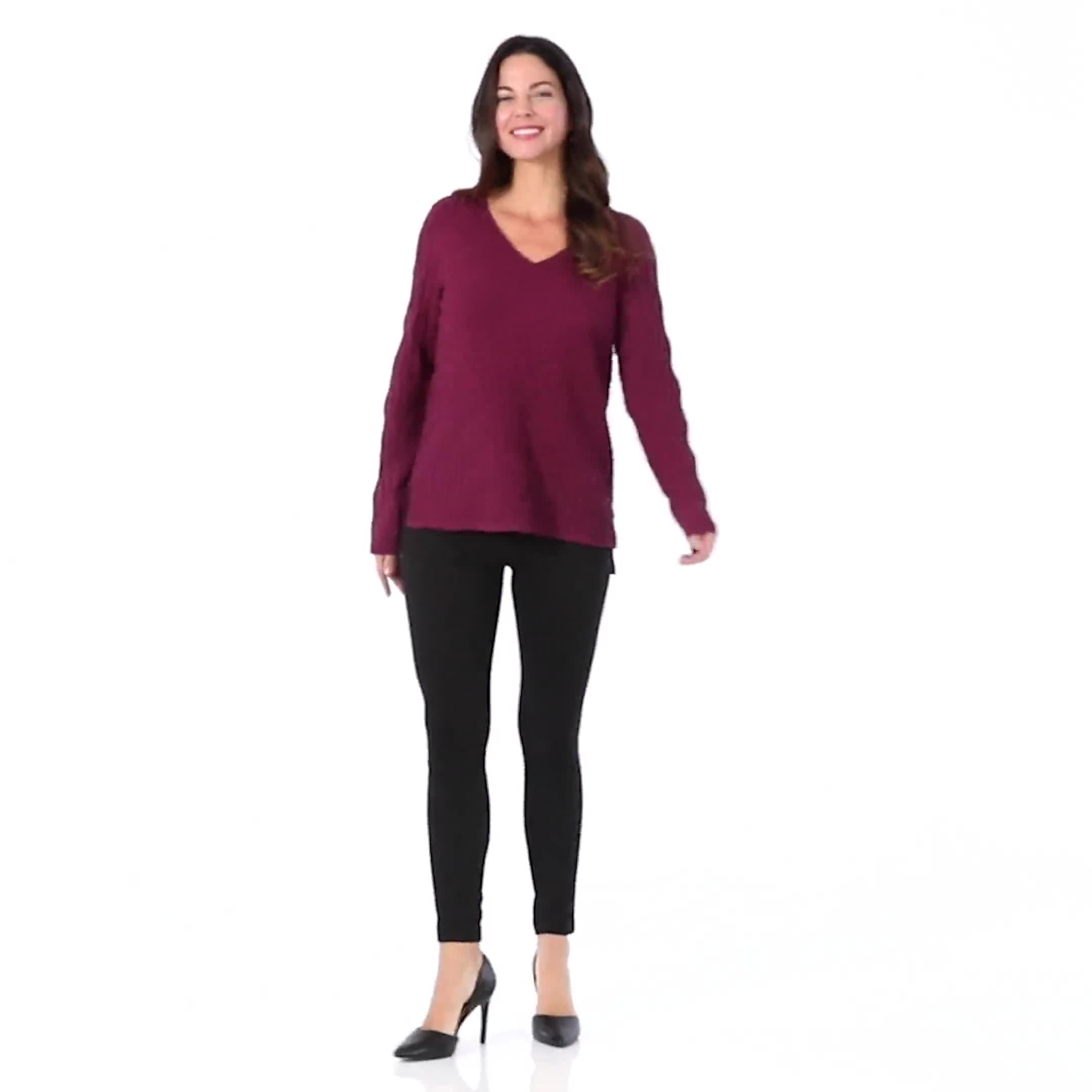 The Roz & Ali Everyday Pullover - Video