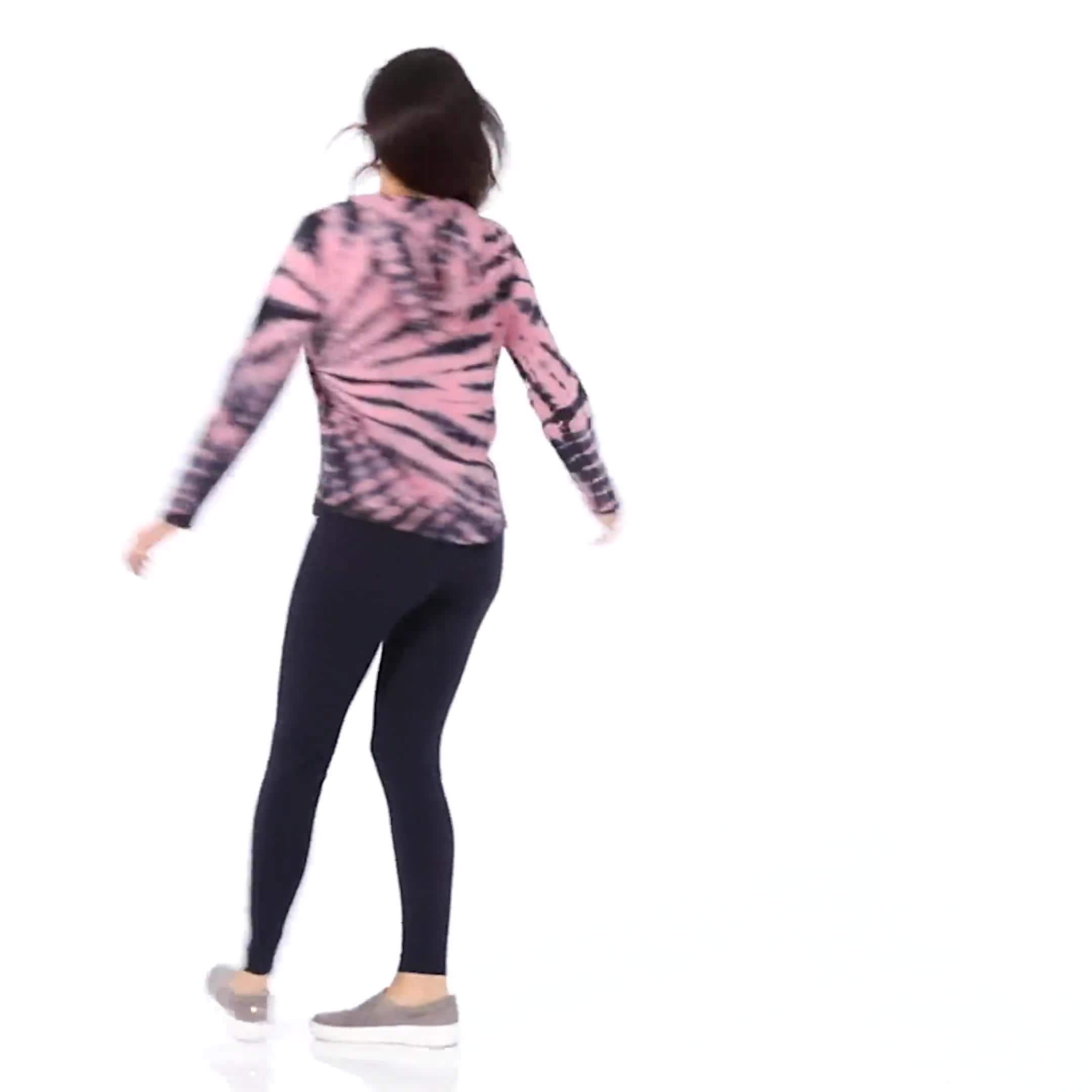 DB Sunday Tie Dye Hoodie - Video