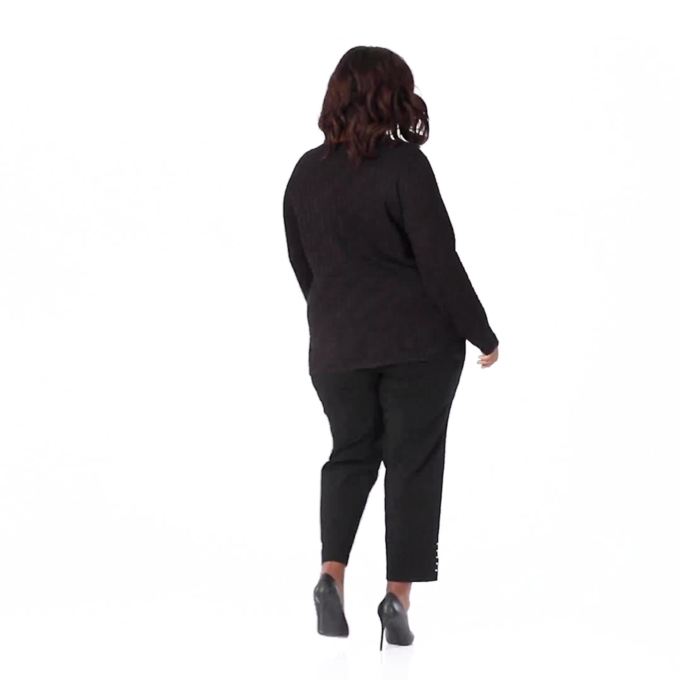 The Roz & Ali Everyday Pullover - Plus - Video