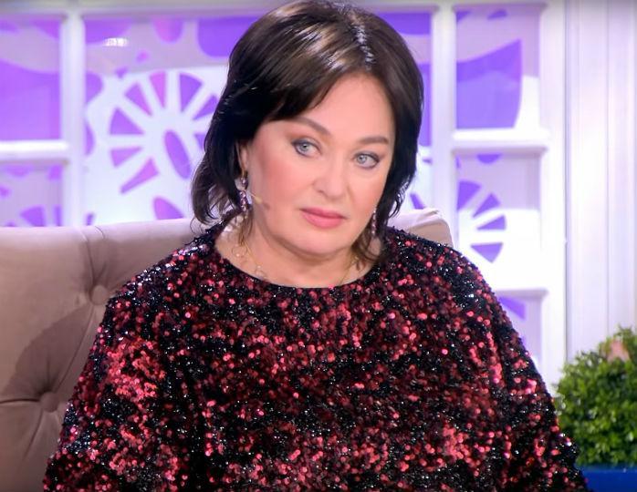 «Какая красивая, с ума сойти»: Лариса Гузеева показала, какой была 30 лет назад
