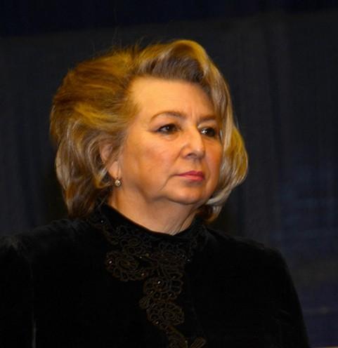 Татьяна Тарасова: «Роднина — дура законченная»