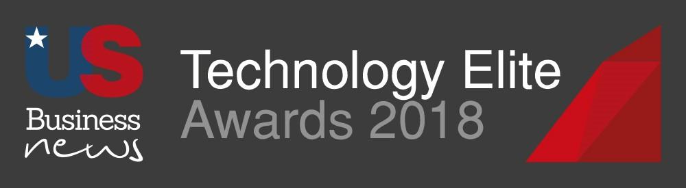 US Business News banner for the 2018 US Technology Elite Awards