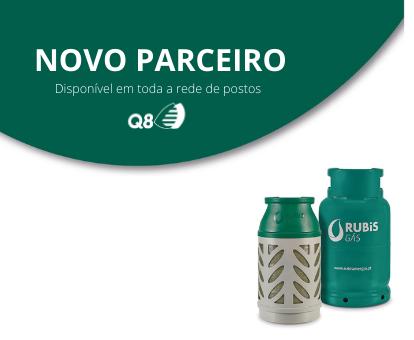 Grupo VAPO - Q8 e Grupo Rubis em Portugal formalizam parceria