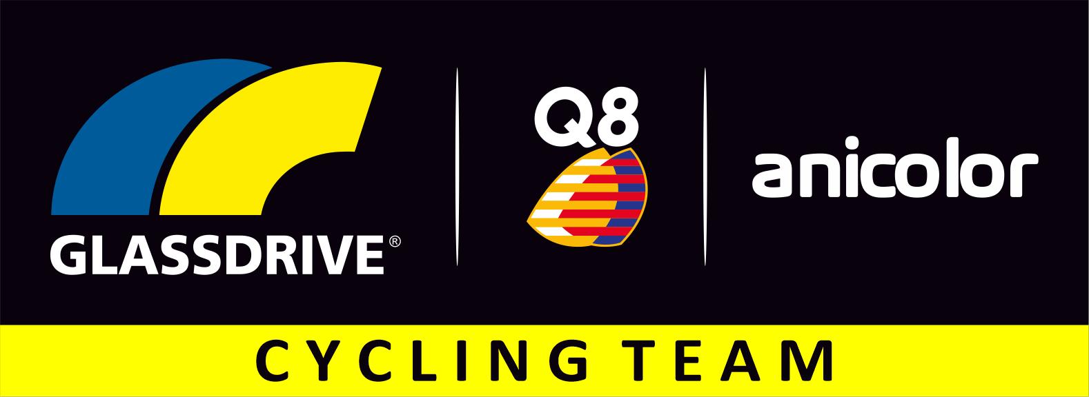 A Q8 - Grupo VAPO é um dos patrocinadores da Equipa de Ciclismo do Clube Desportivo Fullracing