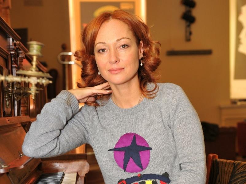 Актриса Виктория Тарасова:
