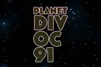 Planet Divot 91 logo