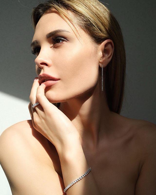 Мария Горбань подтвердила, что умение быть соблазнительной заложено в каждой женщине