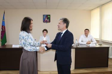 Совет Приморско-Ахтарского городского поселения пополнился избранными депутатами