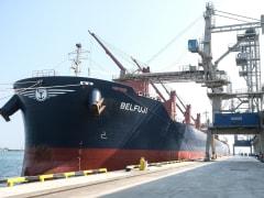 Стратегический, глубоководный: уникальный причал для экспорта российского зерна открыли в Новороссийске