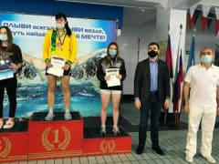 18 по 22 января в Кропоткине проходит Чемпионат и Первенство Краснодарского края по плаванию