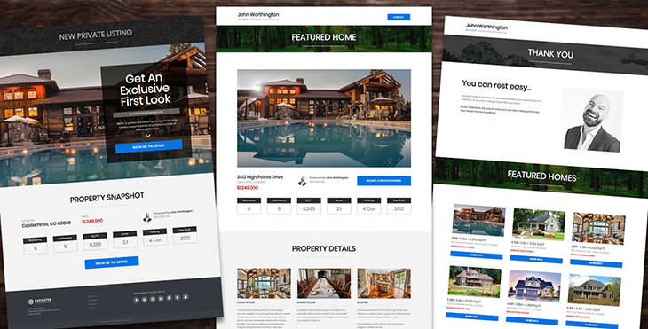 Our Clickfunnels Real Estate Templates Ideas