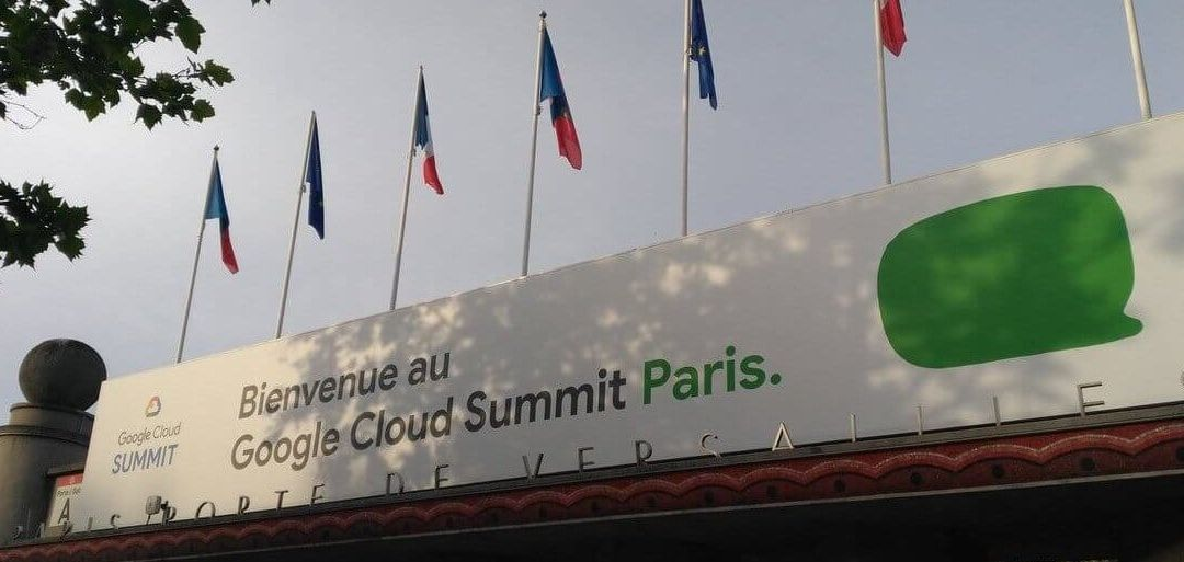 QUAND vitaVINUM S'INVITE AU GOOGLE CLOUD SUMMIT 2019 !
