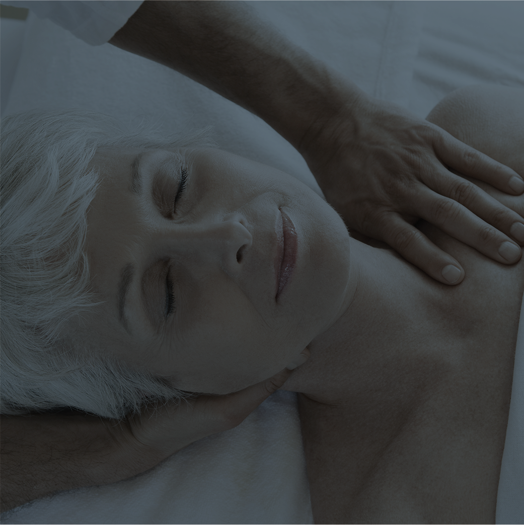 Relaxation Massage example