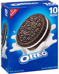 oreo market research perceptions and habits A brief analysis of the oreo brand a brand that started with just a cookie and nowadays consists in an empire of 30+ varieties, many countries and participation in many other brands and products such as ice creams, pizzas, fudges and pretty much every thing which is chocolate-cookie-related-thingy.