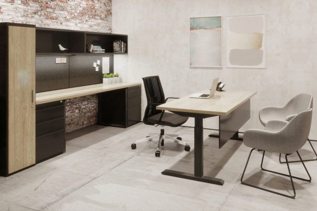 Industrial Private Office 02 Hd