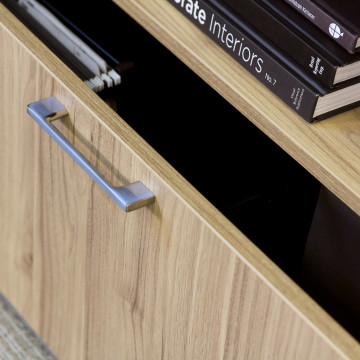 Inscape Product Laminate Casegoods Pull Detail