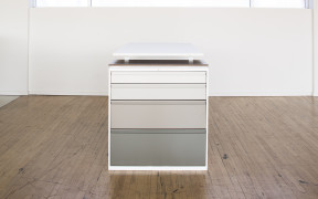 Inscape Storage Laterals Verticals Pedistals Ombre Drawer Detail