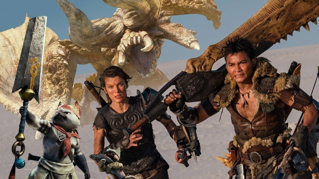 Monster Hunter Full Movie Leaked Online to Download in hd
