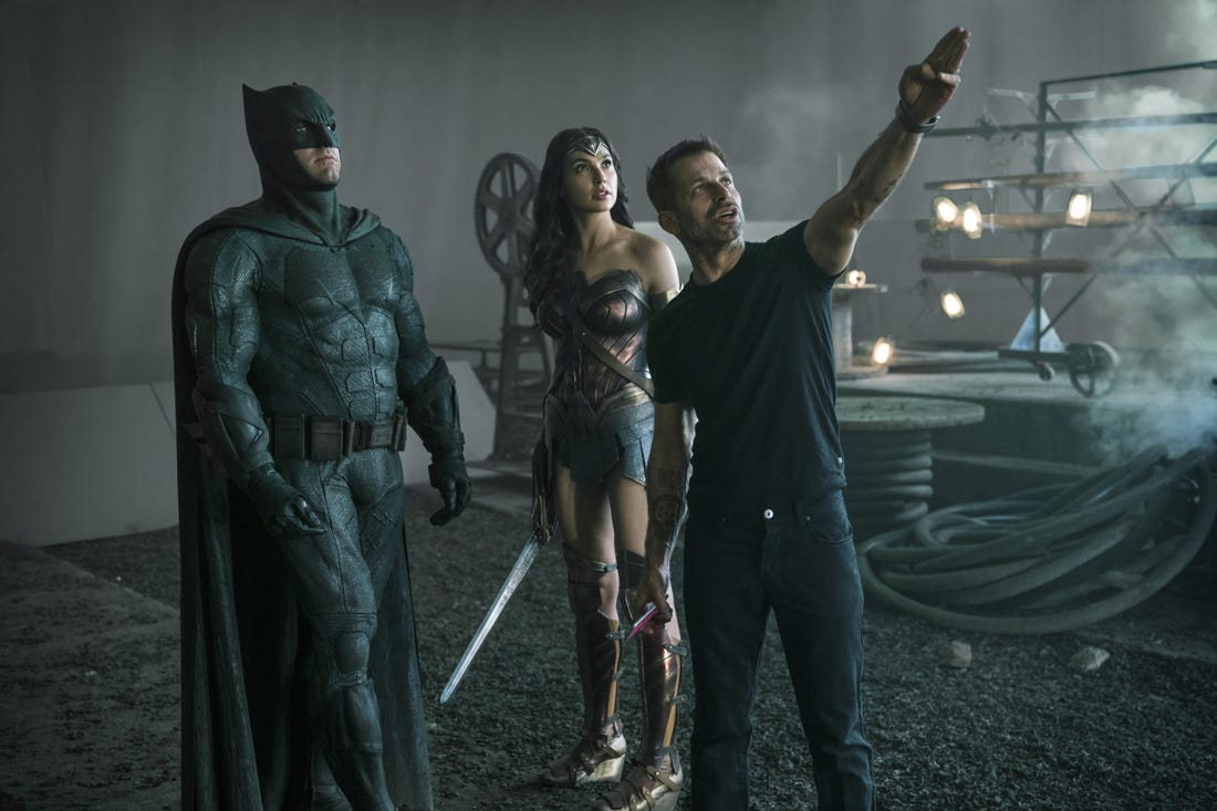 Zack Snyder's Justice League Full Movie Leaked Online to Download in hd