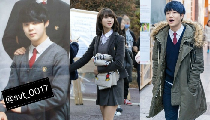 4 Seragam SMA Korea Selatan Ini Terkenal Karena Dipakai Kpop