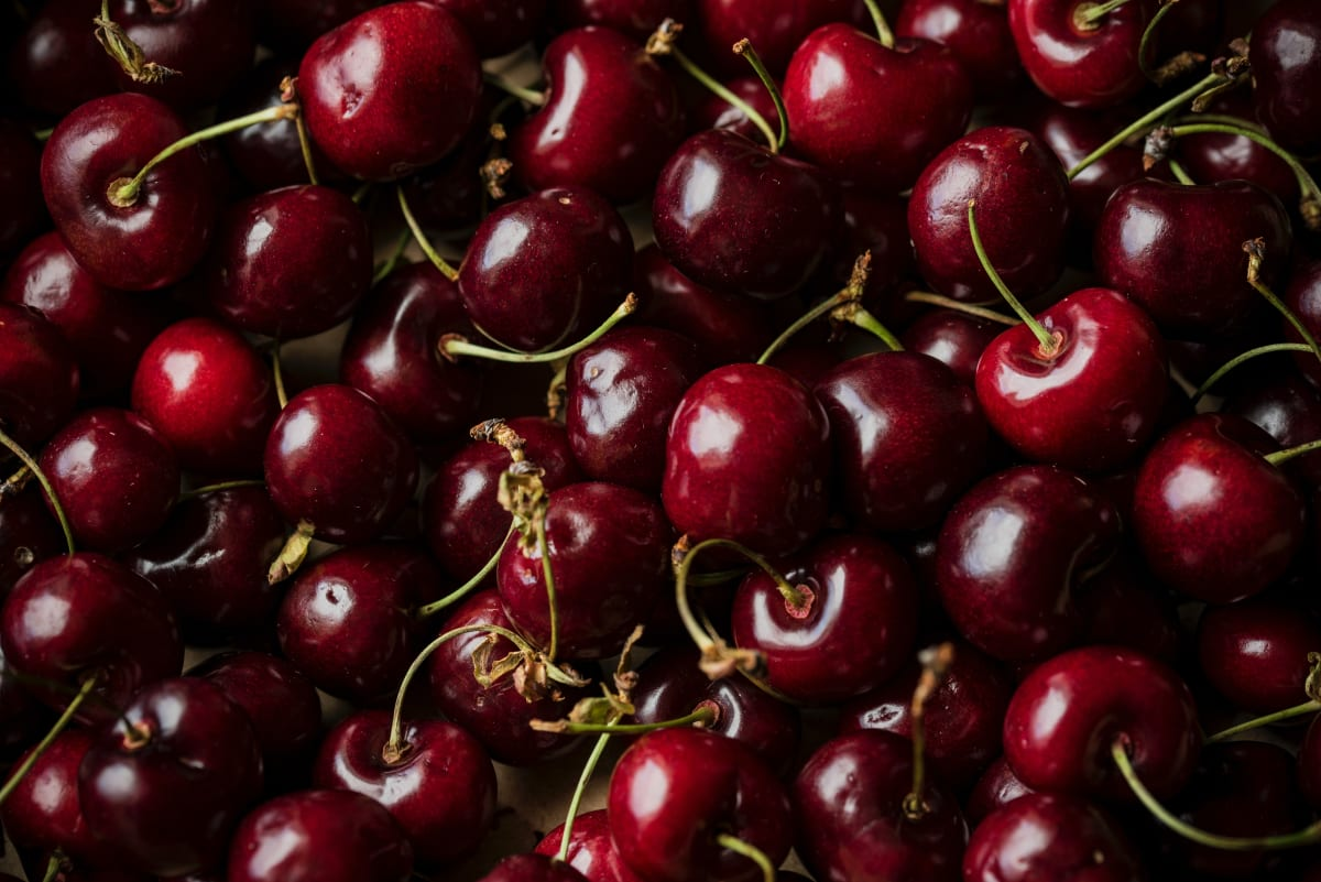 Cherries, photo by Joanna Kosinska